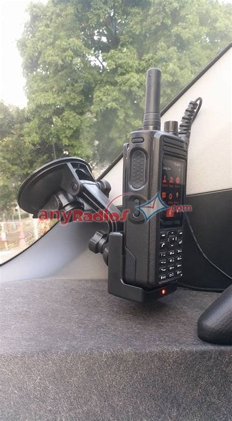 For Sale Radio Tone RT4 Desktop Charger and Car Windscreen