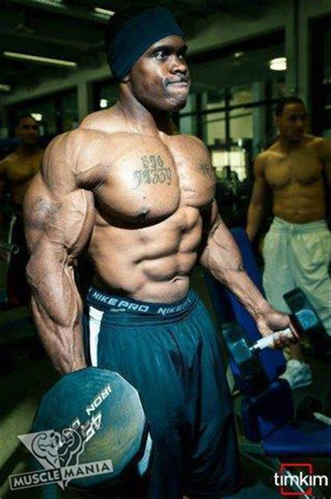 Military Muscle - Musclemania