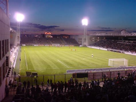 Stade des Costieres - Nimes - The Stadium Guide