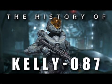 The History of Kelly-087 - Halo 5 Primer Series - YouTube