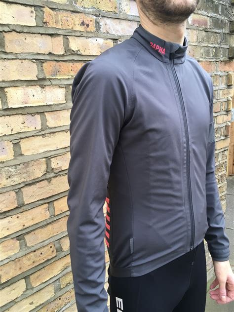 Rapha Pro Team Training Jacket review   Cyclist