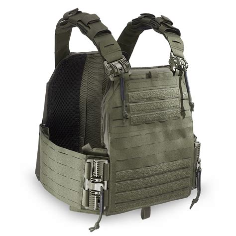 TT Plate Carrier QR LC - Tasmanian Tiger - Military and
