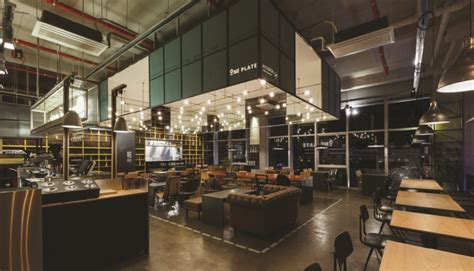 » ONE PLATE Café & Dining Pub by Betwin Space Design