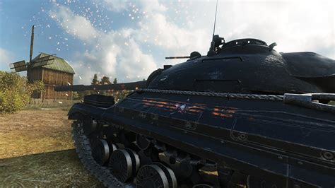 Black Series: T-10/IS8 Armata — download mods for World of
