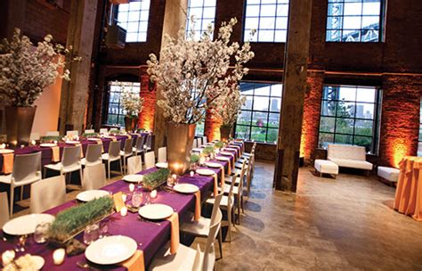 New York Wedding Guide - The Reception - Venues With a