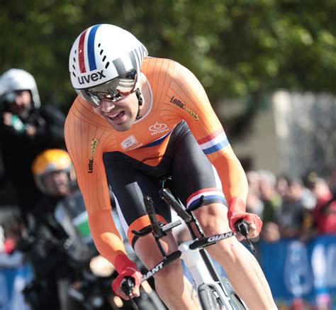 World Championships: Tom Dumoulin wins Individual Time