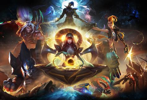 Best TFT Team Comps List by Origin and Class   Esports Tales
