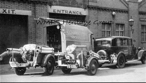 """WMFSHeritage on Twitter: """"2 Auxiliary Fire Service (AFS"""
