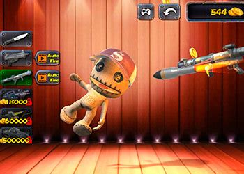 Kick The Buddy - Play Kick The Buddy Online for Free