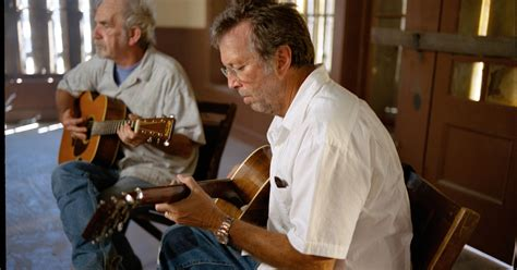 Eric Clapton honors JJ Cale with a cool 'Breeze'