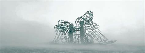 This Beautiful Sculpture Shows The Inner Child Trapped