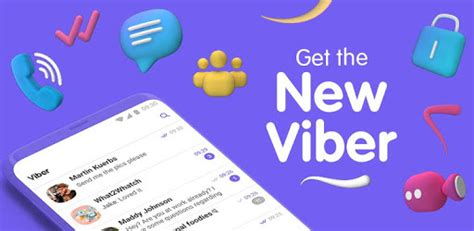 Viber Messenger - Free Video Calls & Group Chats - Apps on
