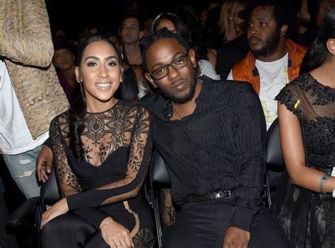 Girlfriend Whitney Alford joined the Compton rapper for