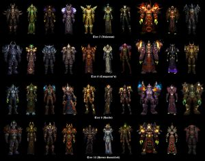 Armor set - Wowpedia - Your wiki guide to the World of