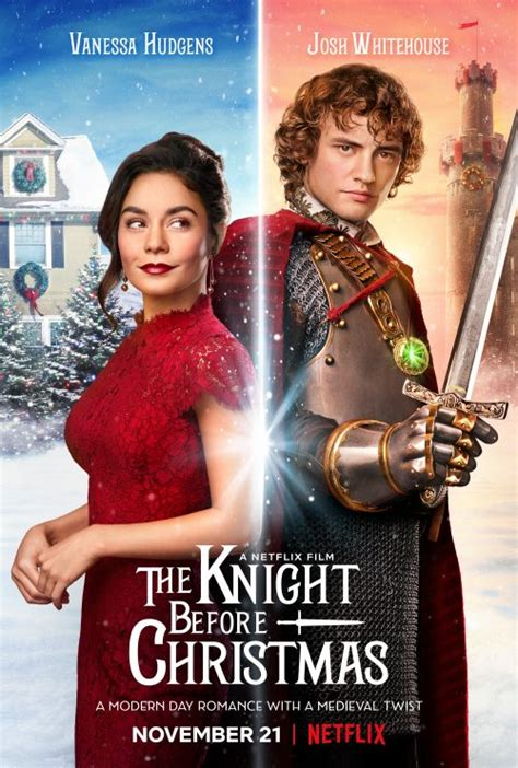 The Knight Before Christmas - Caution Spoilers