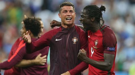 Portugal's Cristiano Ronaldo defended after Euro 2016