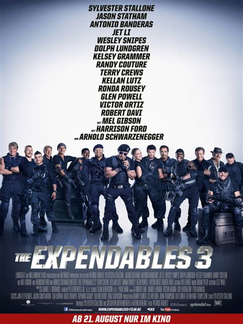 The Expendables 3 - Film 2014 - FILMSTARTS