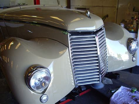 1950 Armstrong Siddeley Hurricane - sphinx - Shannons Club