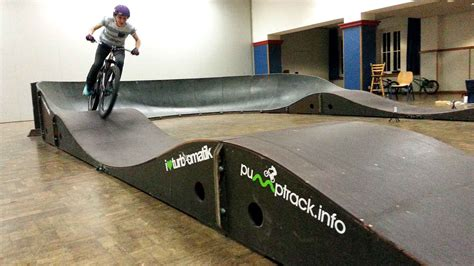 Rent a Pump Track – Pump Track | Construction, how to ride