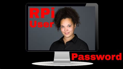 Raspberry Pi Changing the default user password and