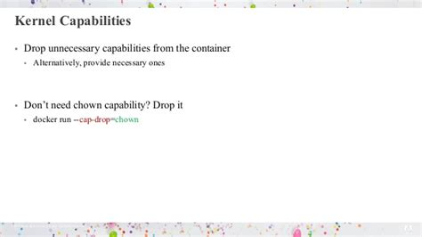 Securing Containers - Sathyajit Bhat - Adobe - Container
