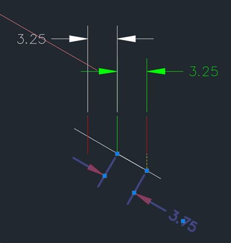 how to offset line in Isometric - AutoCAD 3D Modelling