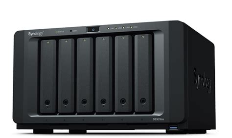 Synology announces DS918+, DS718+, DS218+ and DS418 NAS