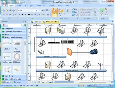 Visio Replacement - Better Diagramming Solution and Better