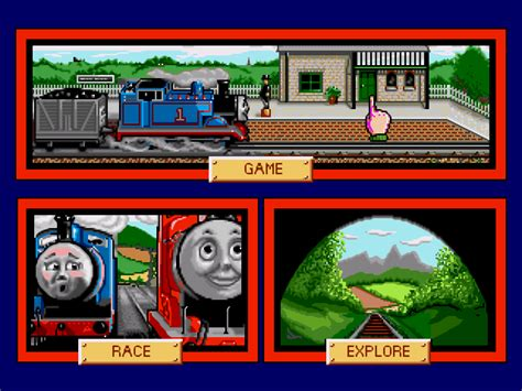 Thomas the Tank Engine and Friends Download Game