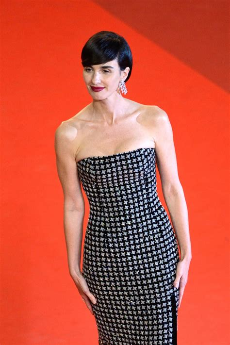 """Paz Vega on Red Carpet - """"In the Fade"""" Premiere in Cannes"""
